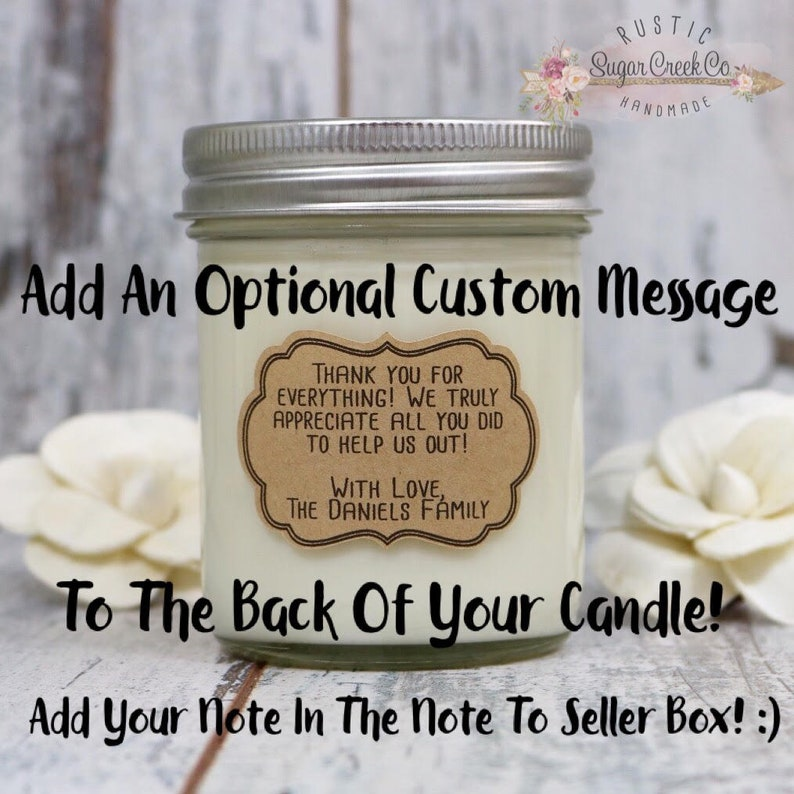 Candles Sugared Candy Apples Scented Candle Christmas Candles Apple Candle Gift For Her Birthday Gift Apple Gifts Personalized Candle