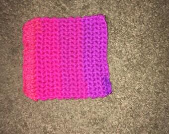 Small dish cloth