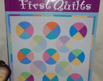 Baby's First Quilts by Nancy J. Martin - Free Shipping