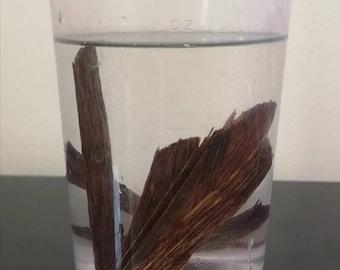 Vietnam sinking agarwood shavings