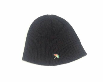 fa52623df52 Vintage ARNOLD PALMER Snow Cap Winter Hats Embroidered Logo