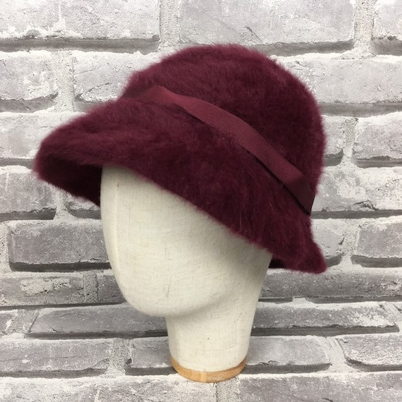 Vintage KANGOL Bucket Hats Made In England Hairy M