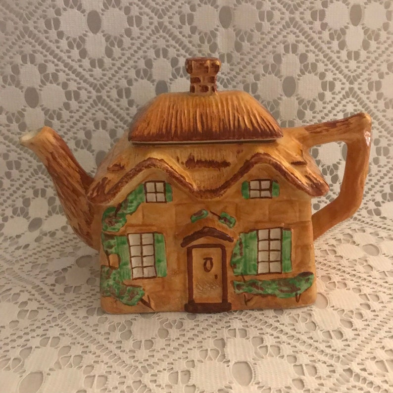 Westminster Cottage Ware Butter Dish Cottage Ware Pottery, Porcelain & Glass