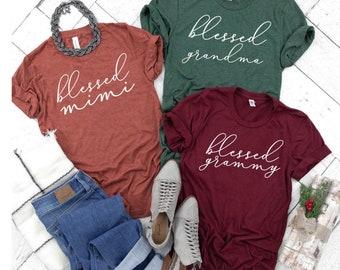 f7127048 Grandma shirt/ Mothers Day Gift/New grandma shirt/ gifts for grandma/  grandma tshirt/personalized grandma shirt/shirts for mom/gifts for mom