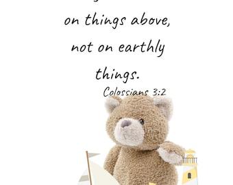 Teddy bear quotes | Etsy