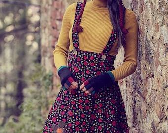 51b0571b0e Suspender Skirt
