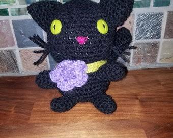 Custom Cat Stuffy
