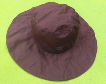 4eb4d0a7 vintage MCM BUCKET HAT embroidered size 57.5cm for womens