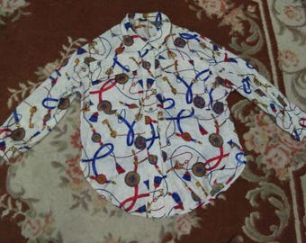 vintage MATARI SHIRT full print for womens