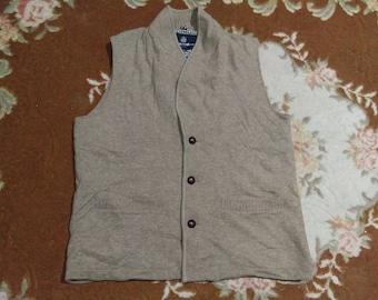 vintage aquascutum london vests size m