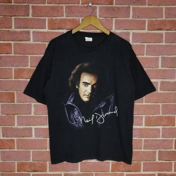 Vintage 90s Neil Diamond Concert Tour T-shirt