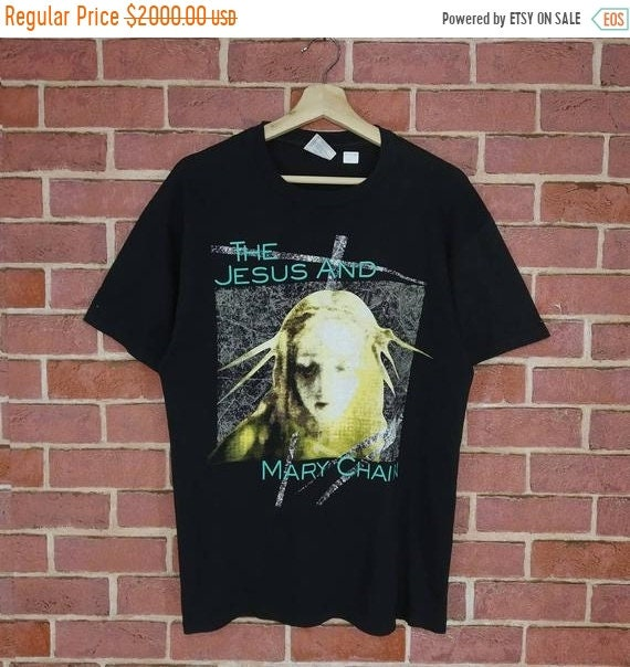 Vintage 90s The Jesus And Mary Chain Honey's Dead