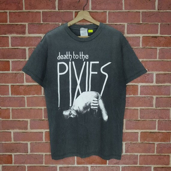 Rare!! Vintage 90s Death To THE PIXIES/ The Pixies