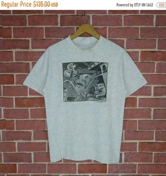 Vintage Mc Escher Heirs Cordon Art Artwork Pop Art