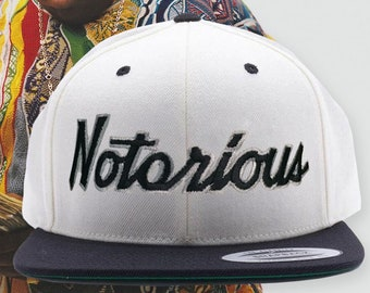 Notorious BIG Snapback Biggie Sports Specialties Style Cap Hat fc211e476061