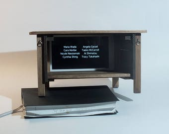 Personal cinema | IPhone stand | Phone stand | Smartphone stand | BDSM | Private session | Phone accessory | iPhone Docking Station