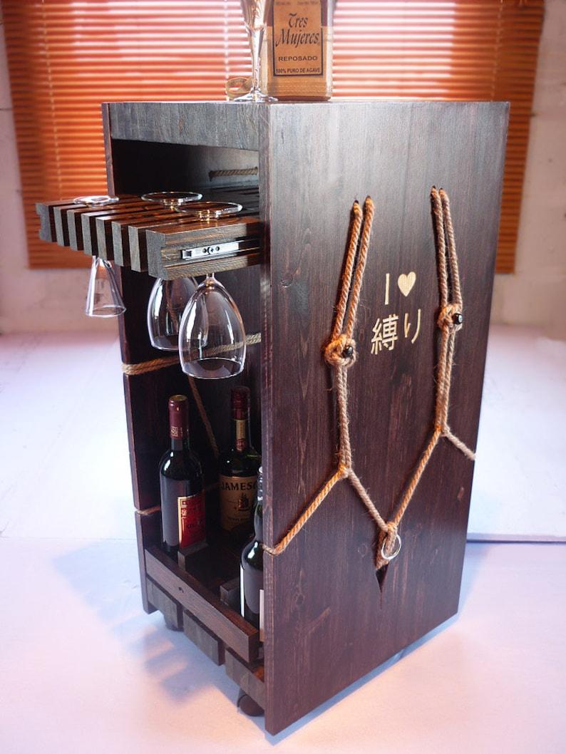 Shibari bar Interior BDSM style Dungeon decor BDSM | Etsy
