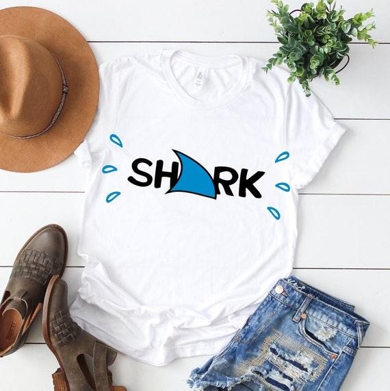 Summer Ocean Animal Shark Svg Jaws Svg Fishing Svg Sea Life Etsy