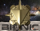 Galactic Distinguished Service Medallion Prop Replica