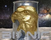 Galactic Eagle Head Mug Prop Replica