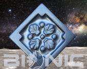 Galactic Eastern Alliance Hat Badge Prop Replica