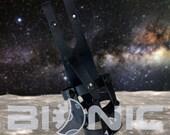 Galactic Cylon Pistol Holster