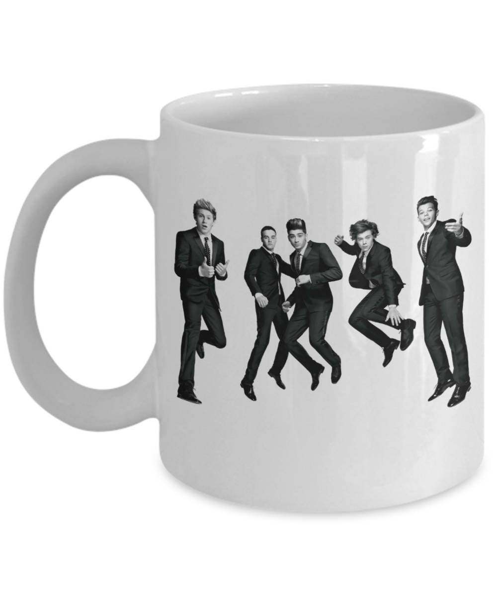 One Direction Coffee Mug One Direction 1D Beautiful | Etsy