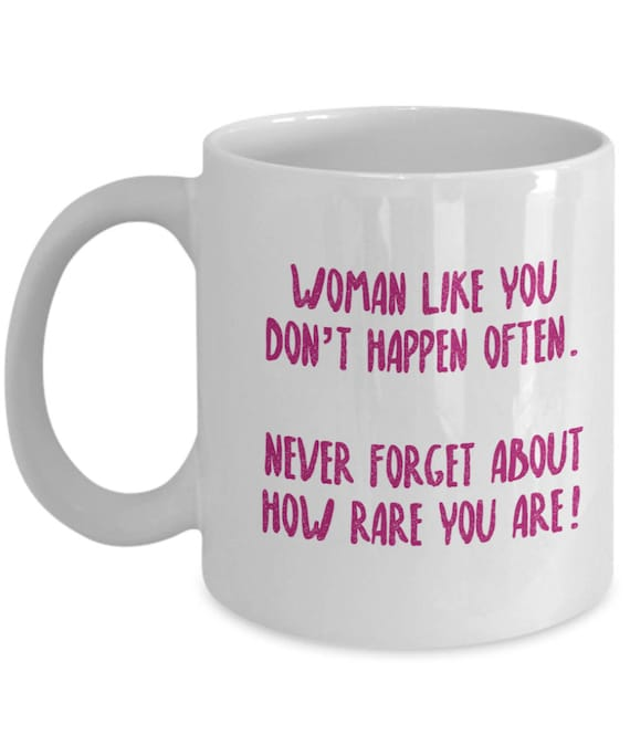 Coffee Mug With Funny Quotes Birthday Gift For Men Women Etsy