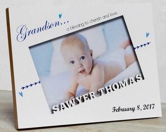Custom Baby Frame Etsy
