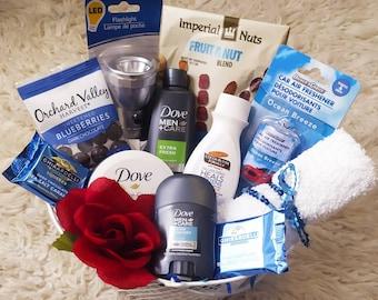 Boyfriend Gift Basket Etsy