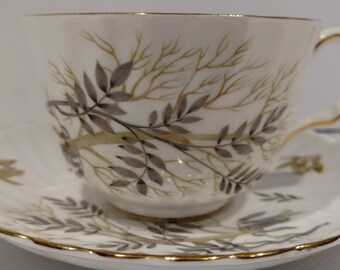 Adderley Lyncroft  Tea Cup and Saucer