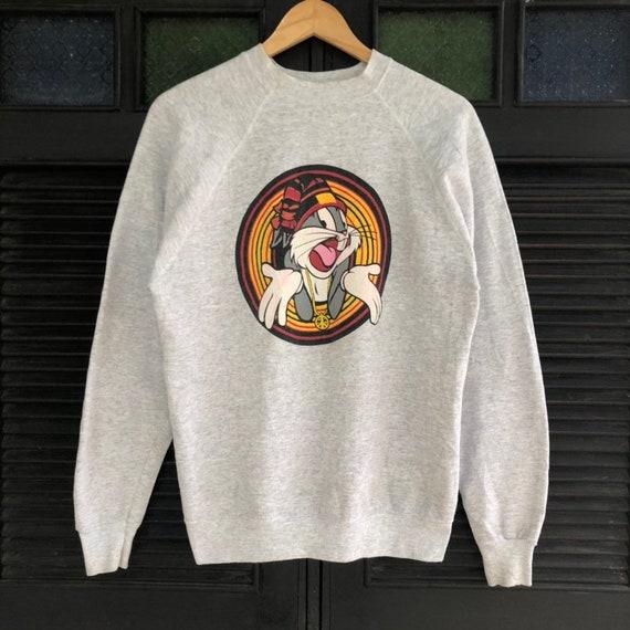 Vintage 90s Bug Bunny Sweatshirt    Bugs Bunny is