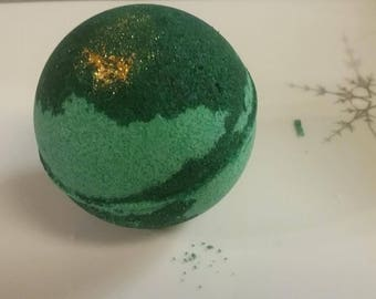 Cucumber Mint with Biodegradable Glitter