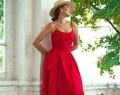 Cotton maxi dress for women, Plus size available