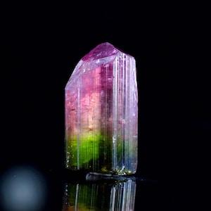 30  Carat  Top Grade Terminated And Undamaged  Tourmaline Crystal @Skardu Pakistan