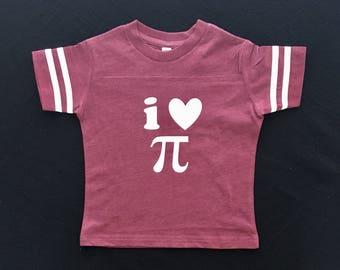 aaf6554d Pi Day Shirt | I love Pi | 3.14 shirt | Funny Math Shirt | Pi Day Baby Shirt  | Pi Day Kid Shirt | Funny Pi Day Shirt | Math Teacher Gift