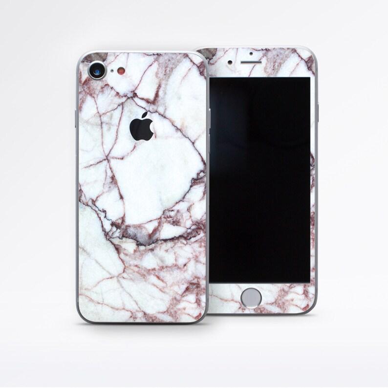 IPhone 7 Сover IPhone 8 Plus Сover iPhone X Skin IPhone 8 Sticker Gray  Marble Skin iPhone 7 Plus Skin Marble Skin IPhone 6S Sticker DR3645