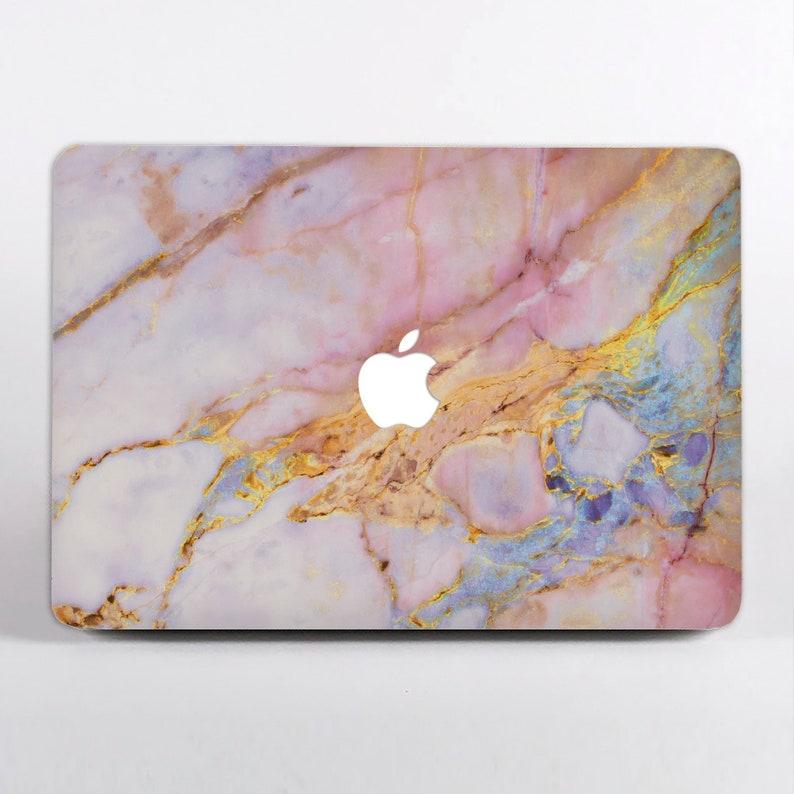timeless design 2d568 6b8ae Pink Marble MacBook Skin MacBook Keyboard Stickers Laptop Stickers MacBook  Pro 13 Case MacBook Air Case MacBook Air 13 Case For Mac DR3050