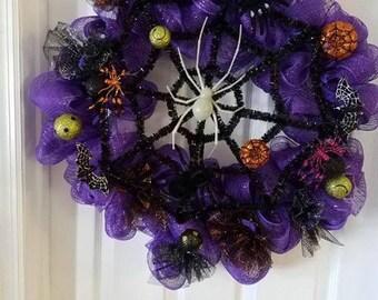 Handmade Mesh Wreaths