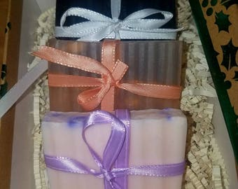 Soap Gift set - Soap sampler