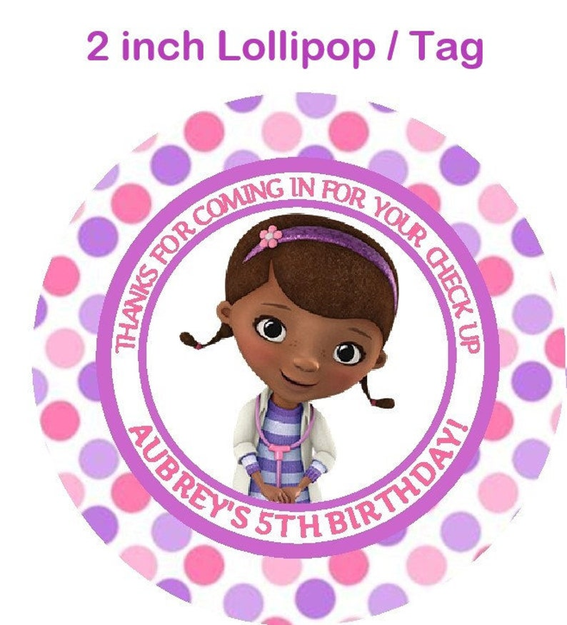 Unicorn Birthday Stickers Label Tags Bubble Nugget VARIETY OF SIZES Personalized