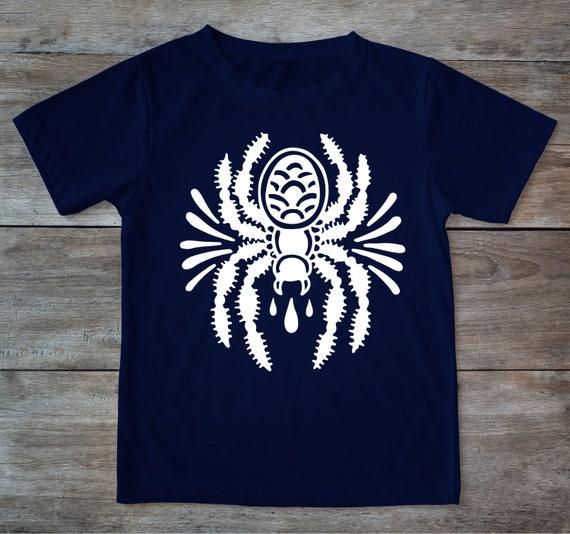 Spider shirt, tarantula shirt, spider tattoo, tattoo shirt, classic tattoo art, old school shirt, hipster gift, gift for tattoo lover