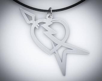 21d2a85e6 Tom Petty logo inspired Pendant, Key Chain or Earrings. The Traveling  Wilburys, Heartbreakers