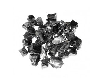 Shungite elite fraction 5 grams, package 50 grams / 1.76 ounces from Karelia.