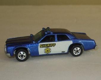 Hot Wheel Police Etsy