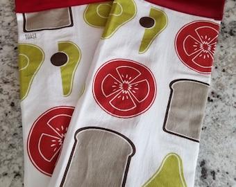 Hanging Kitchen Towel/Gift Set