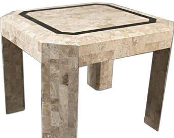 Brilliant Large Donghia Art Deco Olive Green Velvet Square Ottoman Cjindustries Chair Design For Home Cjindustriesco