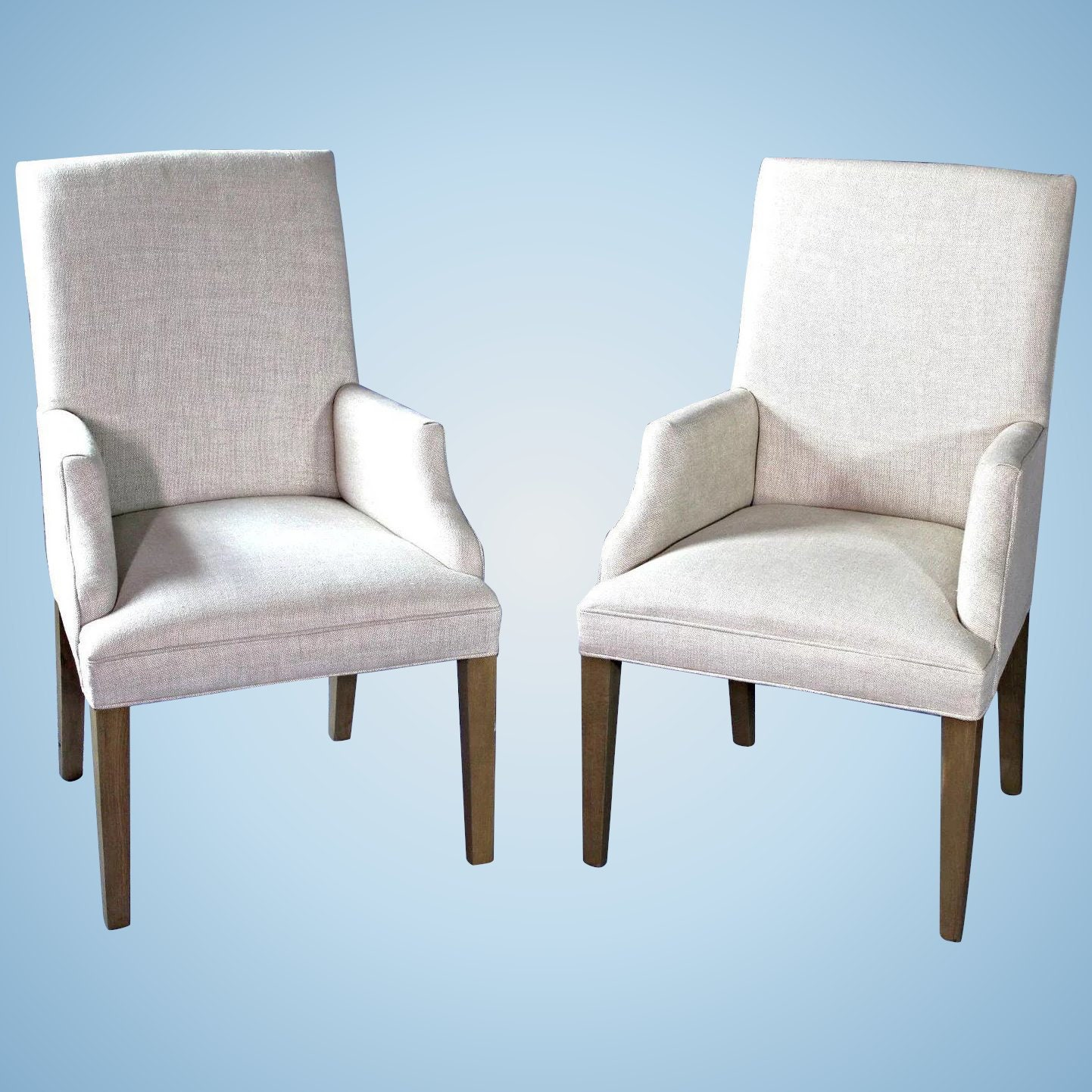 Custom Modern Upholstered Armchairs Chairs Settee Chaise Sofa Loveseat Couch