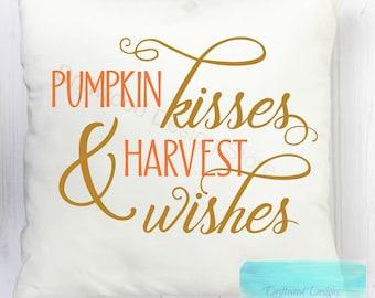 decorative throw pillow cover ~ Thanksgiving decor