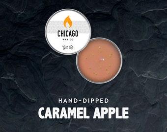 Hand-Dipped Caramel Apple